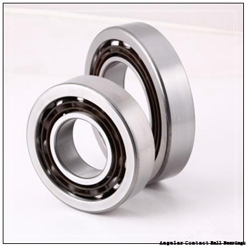2.165 Inch | 55 Millimeter x 3.937 Inch | 100 Millimeter x 1.311 Inch | 33.3 Millimeter  CONSOLIDATED BEARING 5211-2RS  Angular Contact Ball Bearings