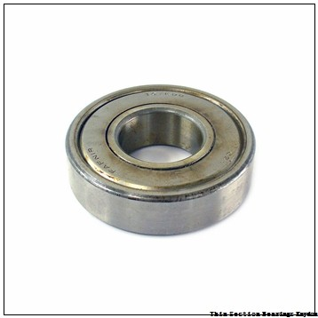 SKF 6007-2RS1/C3GJN  Single Row Ball Bearings
