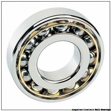0.669 Inch | 17 Millimeter x 1.575 Inch | 40 Millimeter x 0.689 Inch | 17.5 Millimeter  GENERAL BEARING 455503  Angular Contact Ball Bearings