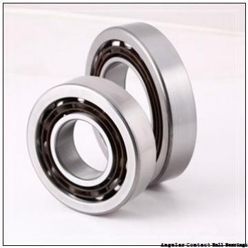 0.669 Inch | 17 Millimeter x 1.85 Inch | 47 Millimeter x 0.874 Inch | 22.2 Millimeter  GENERAL BEARING 5303  Angular Contact Ball Bearings
