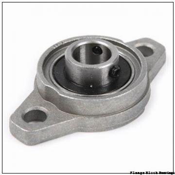 QM INDUSTRIES QVVFY22V100SEM  Flange Block Bearings