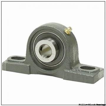2.953 Inch | 75 Millimeter x 3.62 Inch | 91.948 Millimeter x 3.5 Inch | 88.9 Millimeter  QM INDUSTRIES QMPXT15J075SO  Pillow Block Bearings
