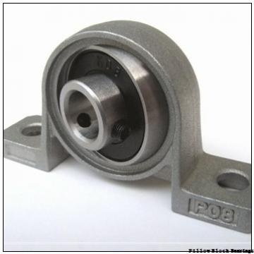 4.528 Inch | 115 Millimeter x 5.53 Inch | 140.462 Millimeter x 5.75 Inch | 146.05 Millimeter  QM INDUSTRIES QMPX22J115SO  Pillow Block Bearings