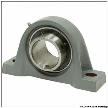2.438 Inch | 61.925 Millimeter x 3.37 Inch | 85.598 Millimeter x 3 Inch | 76.2 Millimeter  QM INDUSTRIES QMPXT13J207SO  Pillow Block Bearings