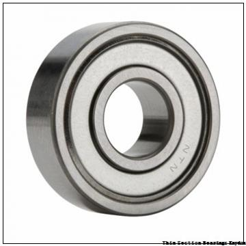 TIMKEN 6204-ZZ  Single Row Ball Bearings