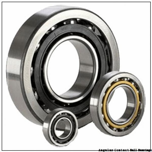 1.575 Inch | 40 Millimeter x 3.15 Inch | 80 Millimeter x 1.189 Inch | 30.2 Millimeter  CONSOLIDATED BEARING 5208-2RS  Angular Contact Ball Bearings #3 image